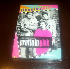 PRETTY IN PINK Classic 1980's 80's Widescreen John Hughes Molly Ringwald DVD NEW