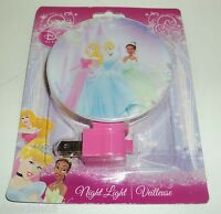 DISNEY PRINCESS Night Light NIP #04d