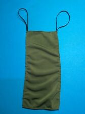 """VINTAGE STAR WARS KENNER ACCESSORY-BOBA FETT 12""""INCH REPRODUCTION GREEN CAPE"""
