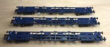 Revolution N22403 N Gauge KFA Freightliner VNH-1 Triple Pack.