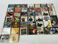 CD Sammlung Alben 44 Stück Rock Pop Hits viele bekannte Namen - siehe Bilder