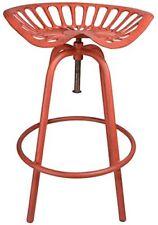 406520 Chaise Tracteur Rouge Ih024 de Esschert Design