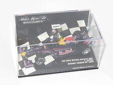 1/43 Red Bull Racing Renault RB5  Chinese GP 2009 Winner  S.Vettel