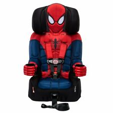 Car Seat Booster Spiderman Safety Harness Belt Recliner for Baby Kid Toddler Boy