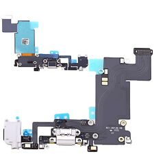 For iPhone 6S Plus Charging Port Dock Connector Headphone Jack Flex Replacement