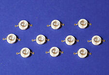 10 X 5W POWER UV LED  Emitter 365nm Cure Glue Kleber Härten Banknote Money Geld