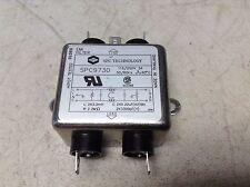SPC Technology SPC9730 3 Amp 115 / 250 V AC EMI Filter