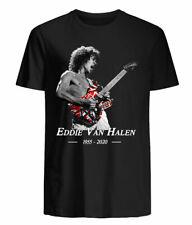 Eddie Van Halen Rip T-Shirt, Unisex Shirt, Music Pop & Rock, Size S-3Xl