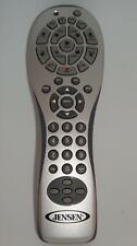 JENSEN JR400 TV UNIVERSAL REMOTE CONTROL JR300, JR400, JR500 HD TELEVISION