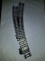 OO gauge Hornby R641 Right Hand curved point nickel silver Austria unboxed