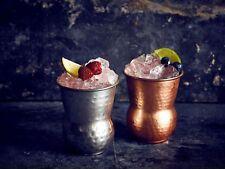 Moroccan Copper Hammered Tumbler 40cl/14oz, Bar, Restaurants, Hotels ,Desserts