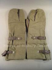 Wehrmacht Heer Paar Handschuhe für Kradfahrer, Kradschützen, RBNr. Größe: II
