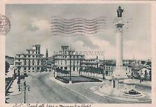 FORLI' - Piazzale della Vittoria e Monumento ai Caduti - Mitt. Manipolo 9. 1936