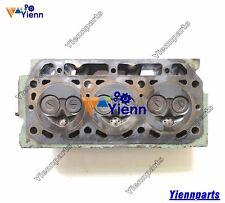 3GM30 cylinder head assy for Yanmar Marine boat engine complete w/ spring valve