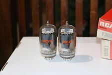 Strong pair of RCA 17KV6A vacuum tubes - NOS/NIB