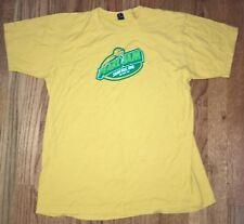 Pearl Jam 2013 Lightning Bolt Concert Tour Shirt Medium Seattle Supersonics