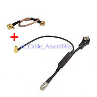 DAB DAB+ FM AM Antenna Aerial Splitter ISO Adapter Car Digital Radio + MCX cable
