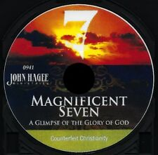 Counterfeit Christianity - How to Know the Real ! - Single CD - John Hagee