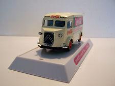 1947 Citroen Type H Van Custom Graphics Diecast Coca Cola Delivery Van