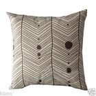 Vintage Square Sofa Bed Pillow Case Linen Throw Waist Cushion Cover Home Decor