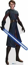 Star Wars Clone Wars Anakin Skywalker Lifesize CARDBOARD CUTOUT standee C821