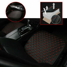 PU Leather Car Front Seat Cover Auto Trunk Chair Cushion Protector Pad Mat