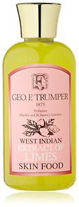 Geo F. Trumper Limes Skin Food, 100ml