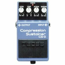 Guitar & Bass Accessories Boss CS-3 Compressor/Sustainer Pedal