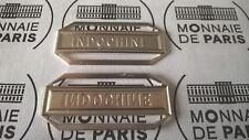 Agrafe en Argent Monnaie de Paris : INDOCHINE