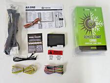Plug & Play Mazda CX-5  2013-2018 Alarm Remote Start + T Harness + Flashlink