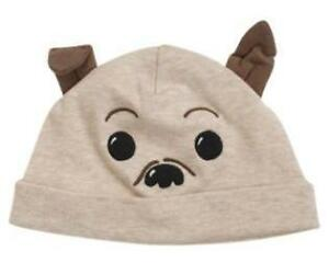 Gymboree PUPPY PLAY TIME Dog Baby Beanie Cap Hat w/ears 18-24 mos