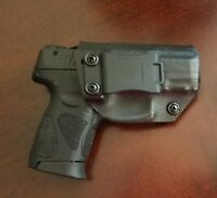 Kydex IWB Holster For Taurus G2 PT 111/140- G2C With Adjustable Clip