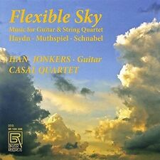 Haydn / Jonkers / Ca - Flexible Sky - Music for Guitar & String Quartet [New CD]