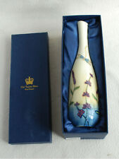 More details for old tupton ware 22cm tall lavender bud vase new boxed