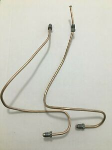 Land Rover DISCOVERY 3,4 (2004-2009) REAR BRAKE PIPES (cupro-nickel)