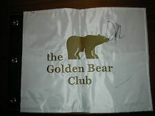 BOSTON RED SOX KEVIN MILLAR SIGNED PIN FLAG, GOLDEN BEAR CLUB
