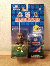 Rare 1997 Robert Brooks Corinthian Headliners Figure Green Bay Packers