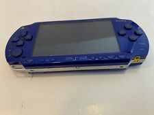 Sony PSP 1000 Blue with AC Adapter  ***SHIP FROM U.S.A.***