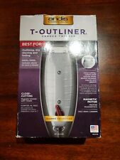 Andis Professional T-Outliner Corded Trimmer with T-Blade 04710 *SEE DESC*