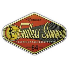 endless summer sticker 150mm wide surfboard internal fitting  window sticker