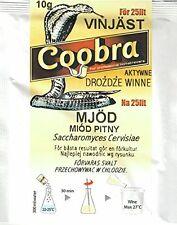 Trocken Methefe - Honigwein hefe, Metwein, Weinhefe, Hefe Weißwein und Rotwein