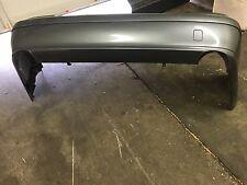2007-2009 MERCEDES-BENZ W211 E350 E550 COMPLETE REAR BUMPER COVER OEM GREY  N