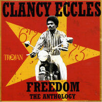 Clancy Eccles : Freedom: The Anthology CD 2 discs (2005) ***NEW*** Amazing Value