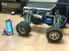 Traxxas T-Maxx 3.3 Monster Truck RC car Nitro/petrol revo with hpi savage wheels