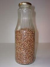 Bio körnerbrut base, 750ml micro botella de filtro, f. fabricación de pilzbrut