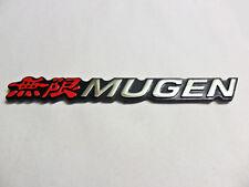 Honda Mugen Emblem Red White logo badge sicke Sir Acurr CIVIC ACCORD SI New 3D