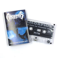 AMORPHIS Tales From The Thousand Lakes Cassette Tape 1994 Death Metal Rare