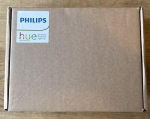 Philips Hue White & Colour Starter Kit Smart LED Lighting Hub Bridge And 2 x B22