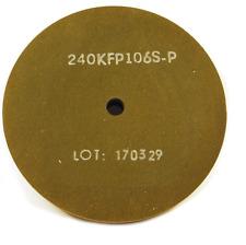 Manhattan Polishing Wheel 240KFP1065-P 100mm x 12mm Refinishing Cases - HM1100