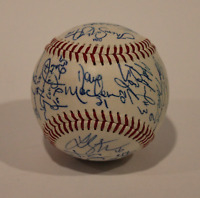 2000 Frederick Keys team signed autographed baseball! Guaranteed Authentic!